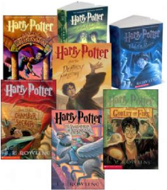 Поредицата книги за Хари Потър – вече и в електронен вариант