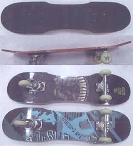 Забранени са шест модела опасни скейтборди