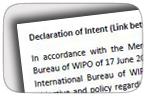 Декларация за намерение за свързване на TMview и Глобалната база данни за брандове