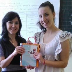 Награда за най-младия участник в конкурса, посветен на деня на интелектуалната собственост