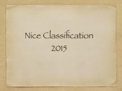Ново издание на Класификацията от Ница