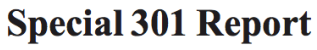 """Special 301"" 2015, преглед на практиките за закрила на правата на интелектуална собственост"