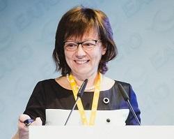 Г-жа Олга Сиракова - Генерален секретар на AIPPI